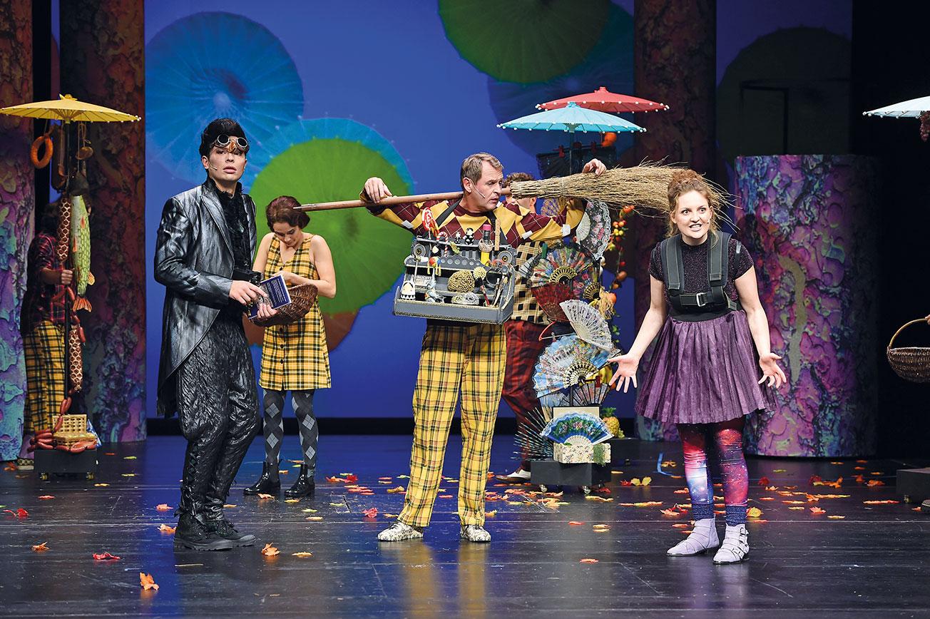 Die Kleine Hexe Theater